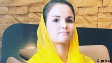 Tamana Zaryab Paryani Afghanische Jugend und Ihrer Wünsche im 2020 © privat