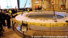 Iran Reaktor Arak, bei Teheran