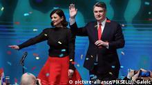 Kroatien Präsidentschaftswahl 2020 | Zoran Milanovic