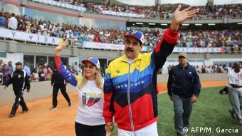 Foto de Nicolas Maduro.