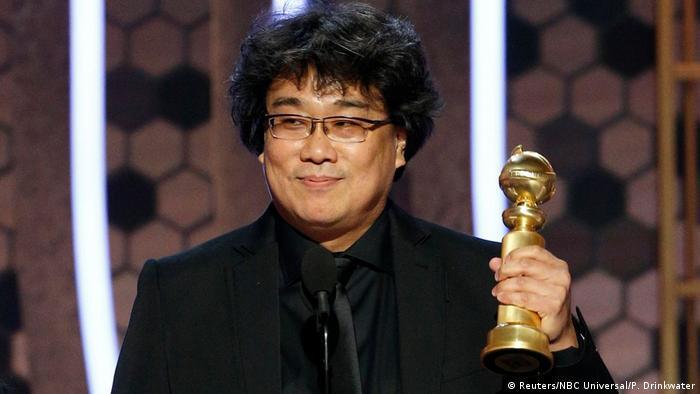 USA 77. Golden Globes   Parasite