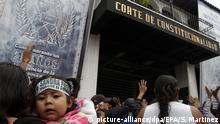Guatemala Corte de Constitucionalidad in Guatemala-Stadt