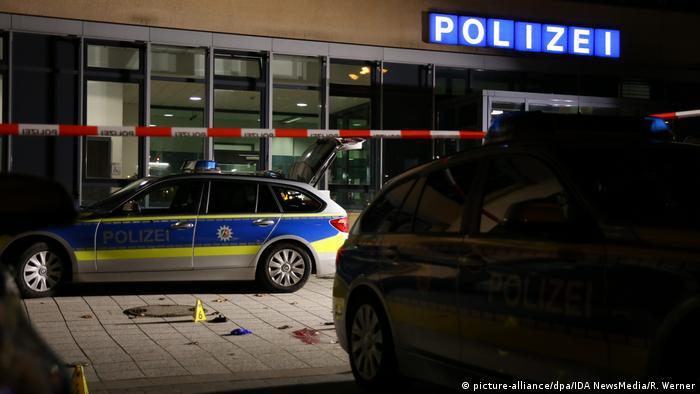 Deutschland Polizist erschießt Mann in Gelsenkirchen (picture-alliance/dpa/IDA NewsMedia/R. Werner)