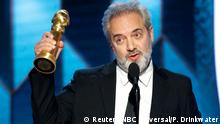 USA 77. Golden Globes | Sam Mendes