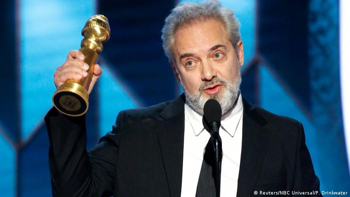 USA 77. Golden Globes | Sam Mendes (Reuters/NBC Universal/P. Drinkwater)