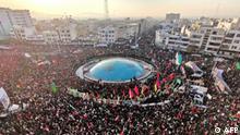 Iran Trauerzeremonie für getöteten General Soleimani in Teheran