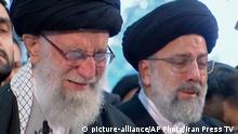 Iran Trauerzeremonie für getöteten General Soleimani in Teheran | Ayatollah Ali Khamenei