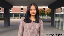 Sarah aus Indonesien studiert in Deutschland
