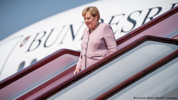 China Wuhan 2019 | Angela Merkel, Bundeskanzlerin