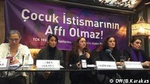 Gesetzentwurf für Kinder kommt ins türkische Parlament