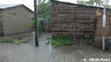 Überschwemmungen und Lebensmittelmangel in der Provinz Zambézia
