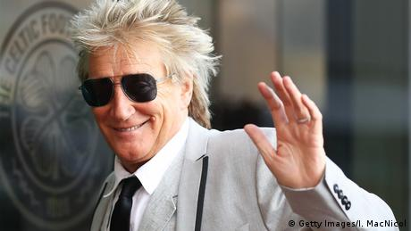 Rod Stewart (Getty Images/I. MacNicol)