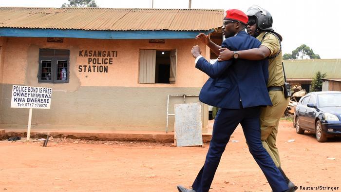 L'arrestation de Bobi Wine a provoqué des émeutes