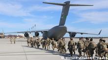 Symbolbild: USA ziehen Truppen aus dem Irak ab