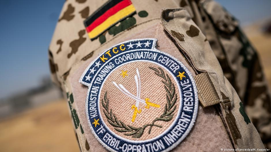 Germany partially withdraws troops from Iraq