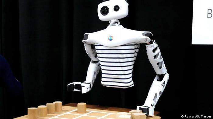 Roboter Reachy auf der CES