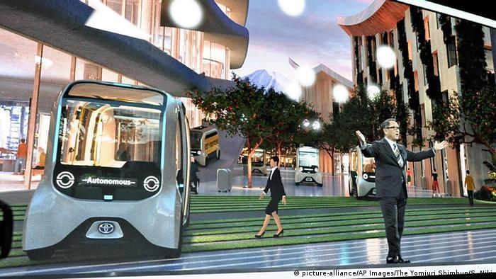 Akio Toyoda predstavlja u Las Vegasu novi projekt