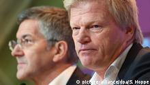 Neues FC Bayern Vorstandsmitglied Oliver Kahn
