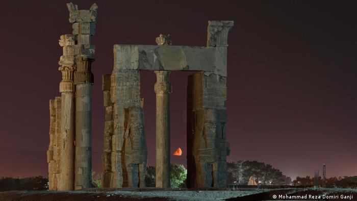 Iran Kulturstätten | Persepolis (Mohammad Reza Domiri Ganji )