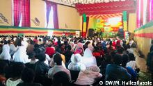 EYES, a charity organization, gave a Christmas gift and lunch ceremony for 200 orphans and poor Elders today on Ethiopan Christmas today Autor/Copyright: Million Hailesilassie Schlagworte: Ethiopia, Addis Ababa ,Äthiopien
