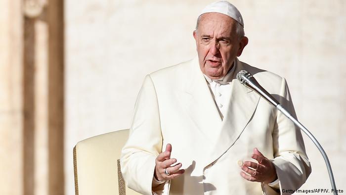 Global Ideas Papst Franziskus