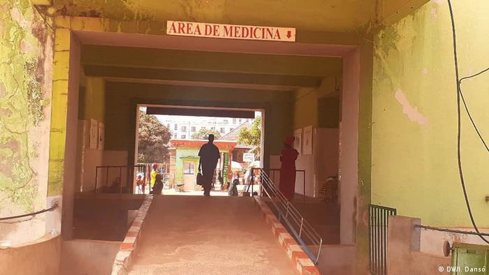 Guines-Bissau National Krankenhaus Simão Mendes