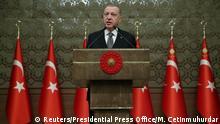 Türkei Ankara | Recep Tayyip Erdogan, Präsident