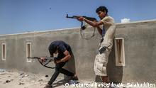 Konflikt in Libyen | Kämpfe