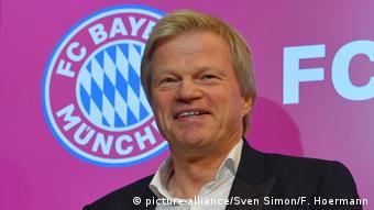 Deutschland München | Offizielle Vorstellung Oliver Kahn - FC Bayern Muenchen.