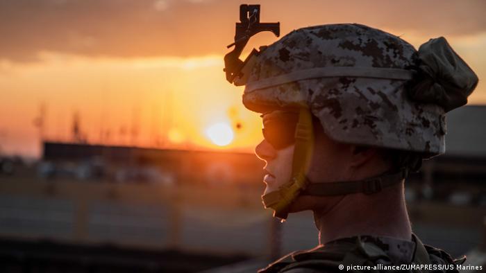 Військовий США у Іраку