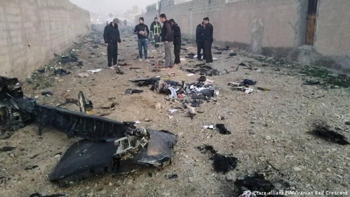 جعبه سیاه هواپیمای اوکراینی پیدا شد