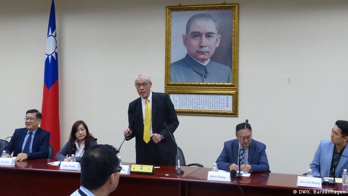 Taiwan Wahlkampf
