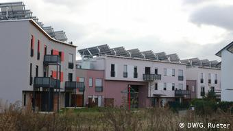 Пассивные дома во Франкфурте-на-Майне