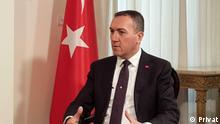 ***ACHTUNG: Nur zur abgesprochenen Berichterstattung verwenden!*** Fatih Yildiz, Türkischer Botschafter im Irak. Rechte: Privat