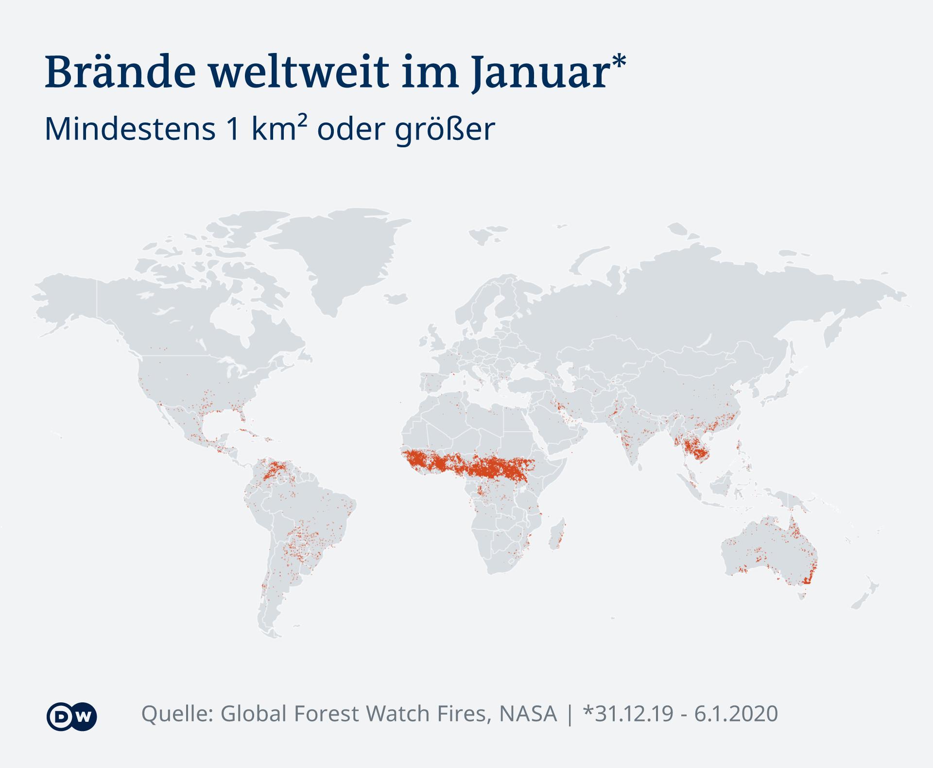 Infografik Brände weltweit 312.12.19-6.1.2020 DE