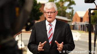 Австралійський експерт в галузі авіаційної безпеки Джефрі Томас