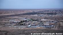 Raketenangriffe auf Stützpunkte im Irak | US-Militärstützpunkt Ain al-Assad
