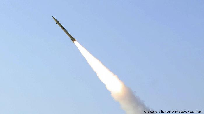 Іранські ракети (символічне фото)