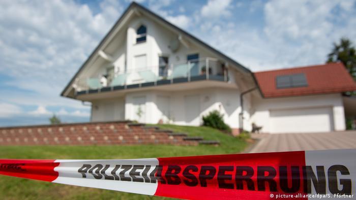Deutschland Mordfall Walter Lübcke, ehemaliger Regierungspräsident Kassel