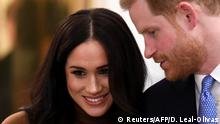 07.01.2020 *** Britain's Prince Harry and his wife Meghan, Duchess of Sussex visit Canada House in London, Britain January 7, 2020. Daniel Leal-Olivas/Pool via REUTERS