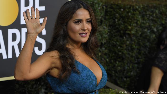 Meksika-ABD'li kadın oyuncu Salma Hayek Berlinale'ye beklenen yıldızlar arasında