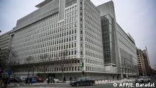 USA Weltbank-Zentrale in Washington