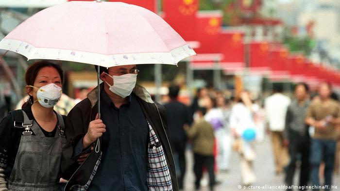 Mysteriöse Lungenkrankheit in China ausgebrochen