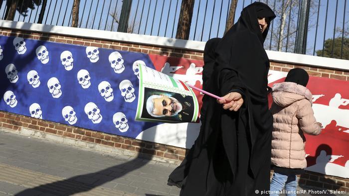 Na sahrani generala Sulejmanija u Teheranu