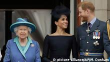 UK Monarchie l Prinz Harry und Herzogin Meghan