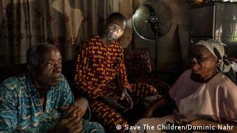 Nigeria Bürgerkrieg / Biafra-Krieg Reportage Save the Children