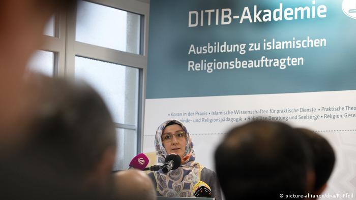 Eifel Dahlem Ausbildungszentrum des Islam-Verbands Ditib