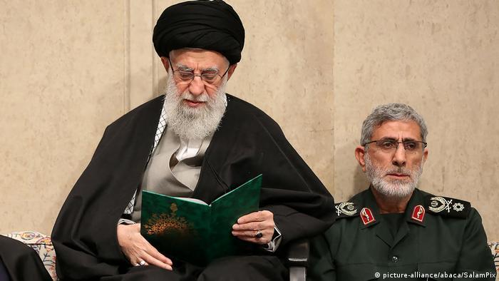 Iran neu ernannter Kommandeur der Kuds-Truppen Ghaani