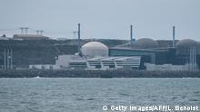 Frankreich Kernkraftwerk Flamanville