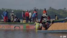 DW Sendung Eco Africa Fischerei Gabon